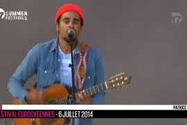 Medley : Patrice, Volbeat, The Black Keys - Eurockeennes 2014