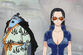 Épisode 563 - One piece