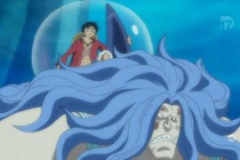 Épisode 562 - One piece