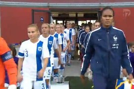 France - Finlande : Le match - Elim. CM 2015 - 17/09/2014