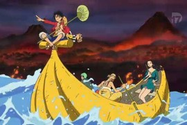 Épisode 583 - One piece