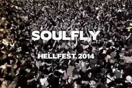 Soulfly - Hellfest 2014