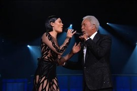 "Jessie J Feat. Tom Jones ""You've Lost That Lovin"" - Grammy Awards 2015"