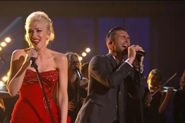 "Maroon 5 feat. Gwen Stefani ""My Heart Is Open"" - Grammy Awards 2015"
