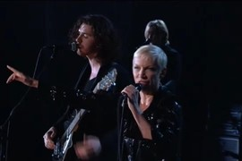 "Hozier feat. Annie Lennox ""Take Me To Church"" - Grammy Awards 2015"