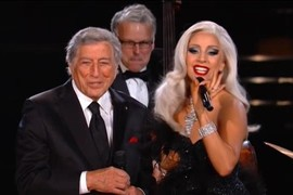 "Lady Gaga feat. Tony Bennett ""Cheek To Cheek"" - Grammy Awards 2015"