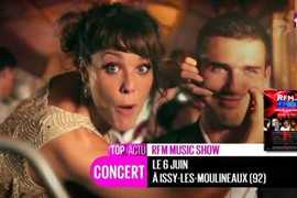 Top Actu - RFM Music Show - 18/05/2015