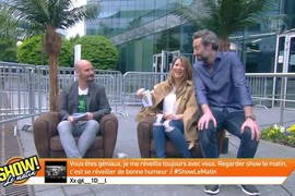 Le replay - Show ! le Matin - 25/05/15