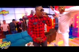 "Mokobé - ""Getting down"" (Live) - SHOW ! Le Matin - 08/06/2015"