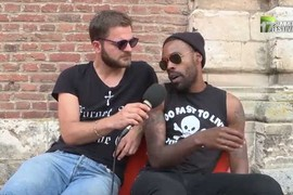 Skip The Use : L'interview - Main Square 2015
