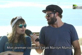 Angus and Julia Stone : L'interview - Musilac 2015