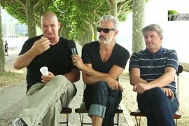 Triggerfinger : L'interview - Musilac 2015