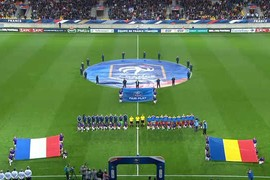 France - Roumanie - Qualif. Euro 2017 - 22/09/2015