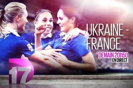 France - Ukraine, match de qualifications Euro 2017 - Mardi à 20h55
