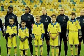 France-Ukraine - Match de qualifications Euro 2017