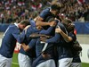 France / islande - qualifications. groupe 3 : france / islande -