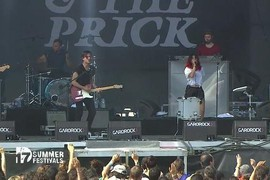 Lilly Wood and The Prick : Interview & Live - Garorock - 2013
