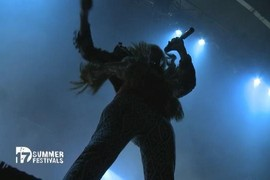 Naive New Beaters : Exclu Live - Vieilles Charrues - 2013
