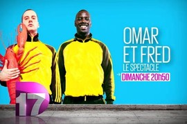 Omar & Fred : le spectacle