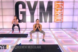 Gym Direct - 18/11/2015 - Emma : Renfort musculaire