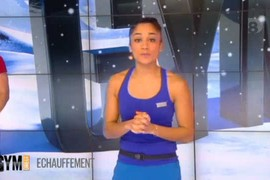 Emma : Special sports d'hiver - Gym Direct - 31/12/2015