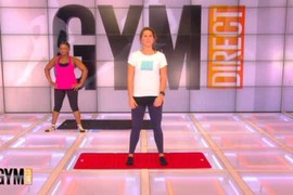 Gym Direct - 27/04/2016 - Marion : Stretching