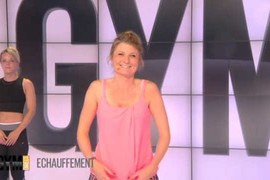 Gym Gym direct - 24/06/2016 - Sandrine : Cuisses / Fessiers