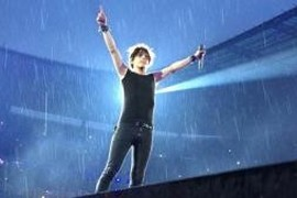 Indochine, live au Stade de France