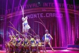 37e Festival international du cirque de Monte-Carlo