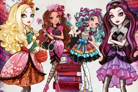 Ever after high - la fin n'est qu'un début
