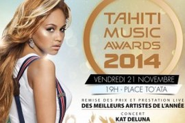 Tahiti Music Award 2014