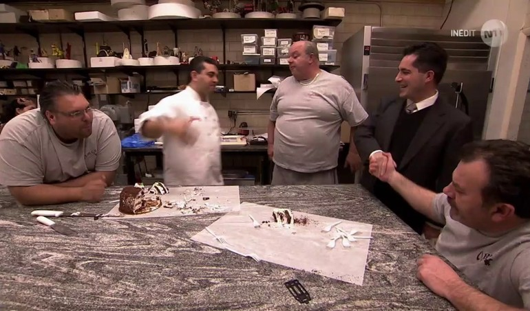 Cake boss : le pâtissier de l'impossible - Episode 410
