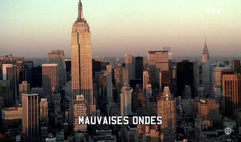 les experts manhattan episode 10 saison 05 mauvaises ondes en replay tf1. Black Bedroom Furniture Sets. Home Design Ideas