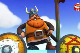 Le plus haut des Vikings - Vic le Viking
