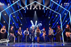 The Voice 3, la suite du 5 avril 2014