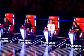 The Voice 4 du 10 janvier 2015