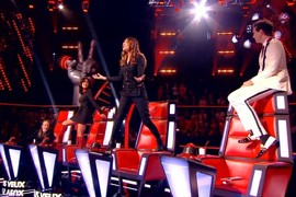 The Voice 4 du 17 janvier 2015