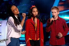 The Voice Kids du 16 octobre 2015