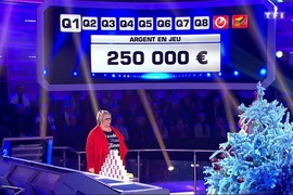 Money Drop du 24 décembre 2015