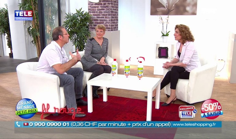 Téléshopping du 11 avril 2016