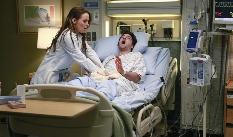 Grey's anatomy - Episode 19 Saison 11 - Folle de lui