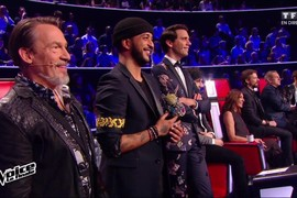 The Voice, la suite 5 du 14 mai 2016