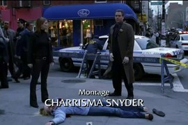 New York Section Criminelle - Episode 21 Saison 04 - Tragique comédie
